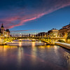 Seine by night ...