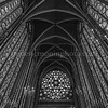 Sainte Chapelle at Paris