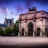 Arc de Triomphe du Caroussel à Paris
