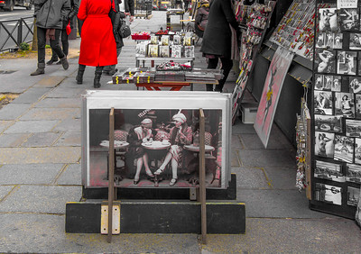'Les Femmes,' Paris 2016.