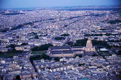 Invalides and Norte Dame