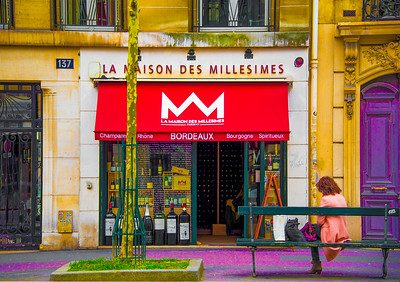 'La Maison Des Millesimes Revisited,' Paris 2016.