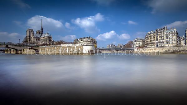 Long Exposure on Paris ...