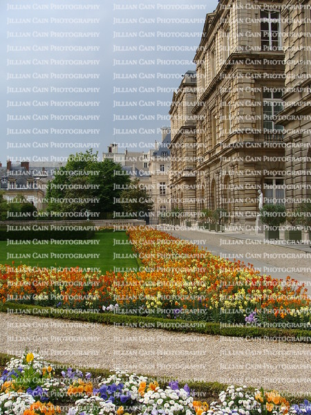 Jardin du Luxembourg Gardens, Paris