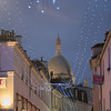 Sacre Coeur from Place du Tertre