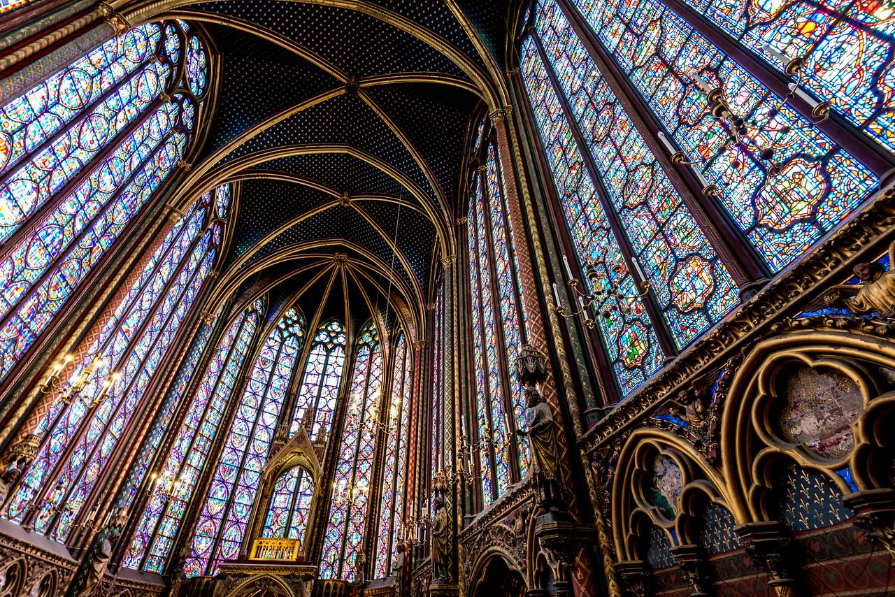 Sainte Chapelle.