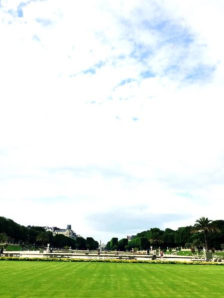 Jardin Luxembourg 2