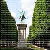Statue of Lafayette in Paris