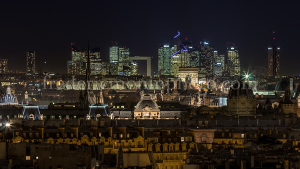 Paris by night ...