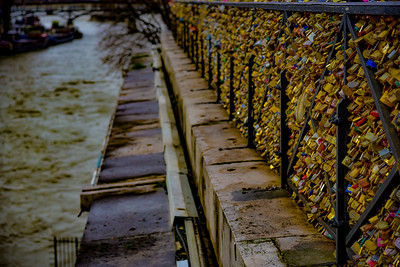 Locks of Paris