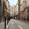 Another street in Belleville, Paris.