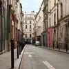 Another street in Belleville, Paris.