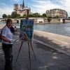 Notre-Dame, Peinteur ll