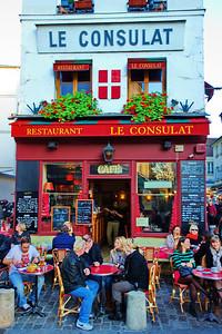 Le Consulat Restaurant