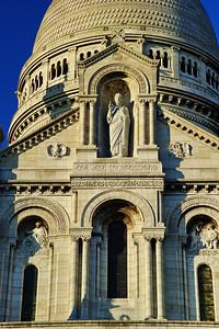 Sacré-Cœur Basilica facade