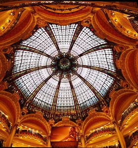 Lafayette Galleria Ceiling