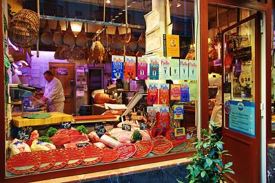 Paris Butcher Shop