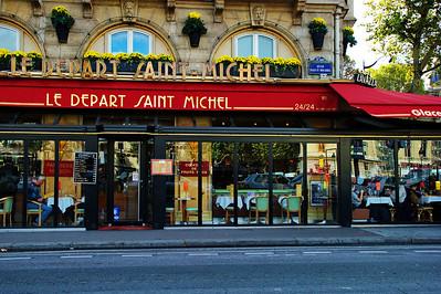 Le Depart Saint-Michel