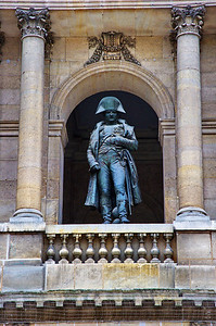 Invalides:  Final Resting Place for Napoleon
