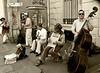 Jazz, Rue de Francs Bourgoise, Paris, France
