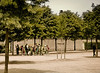 Children, Side Road to the Grand Trianon, Versailles, France