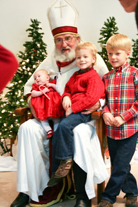 Christmas Party St. Nicholas Photos