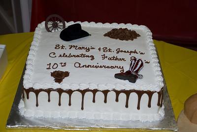 Father Ed's 10th Anniversary Celebration