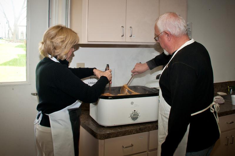 St. Mary's Altar Society Spaghetti Dinner
