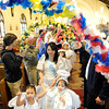 Santacruzan, a Philippine procession and celebration that traditionally takes place on the streets of small villages, was celebrated by local Filipinos after Sunday morning Mass at Victor's St. Patrick Church May 1.
