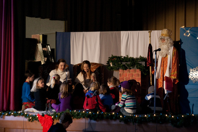 Church School Christmas Program 2010