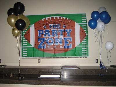 Super Bowl Party