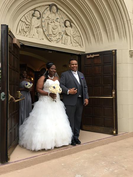 Mr. & Mrs. Patrick Dormus May 6, 2017