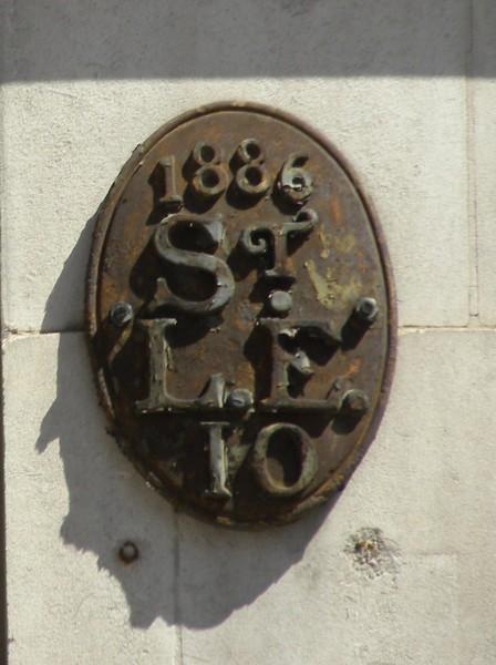 St Leonard Eastcheap (Gracechurch Street)