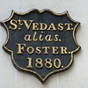 St Vedast alias Foster (Carey Lane)