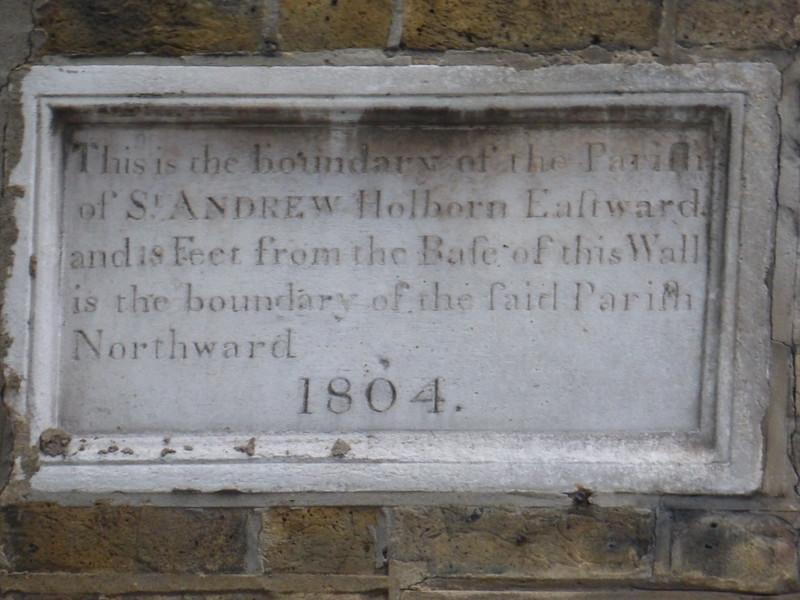 St Andrew Holborn (Ray Street)