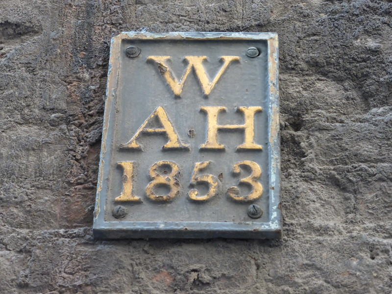 All Hallows London Wall (Austin Friars Passage)