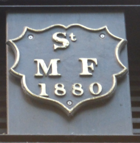 St Matthew Friday Street - Cheapside s side