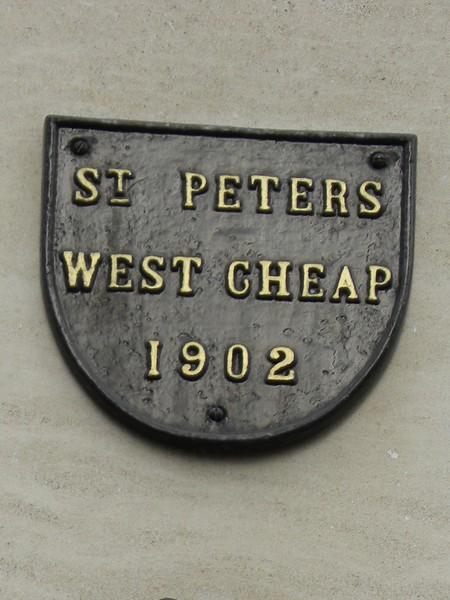 St Peter Cheap (Cheapside) 2