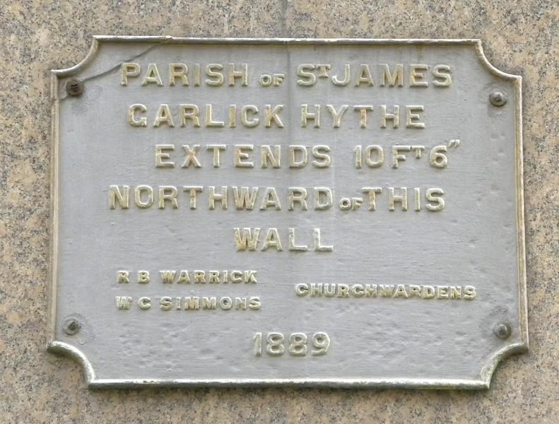 St James Garlickhythe (Great Trinity Lane)