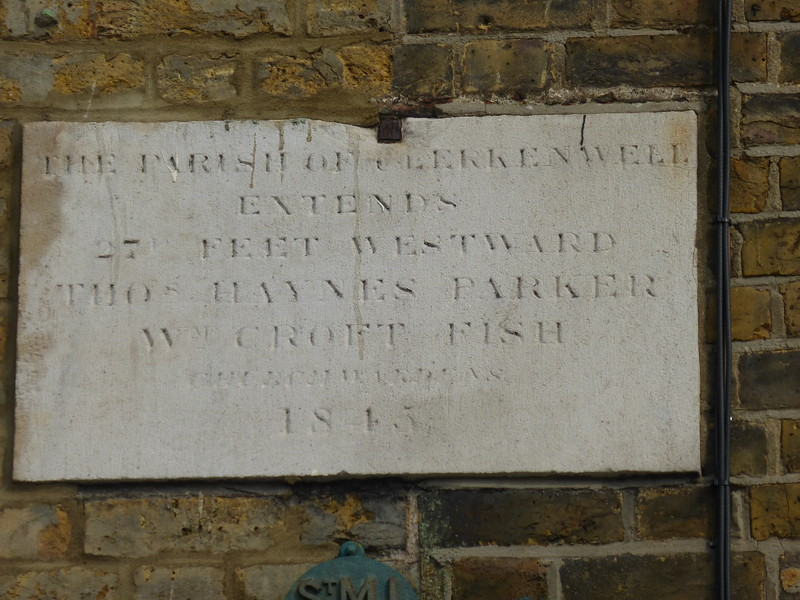 St James Clerkenwell (Keystone Crescent 2)