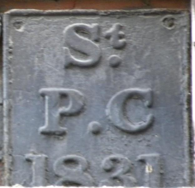 St Peter Cornhill (Lime Street, Leadenhall Market )