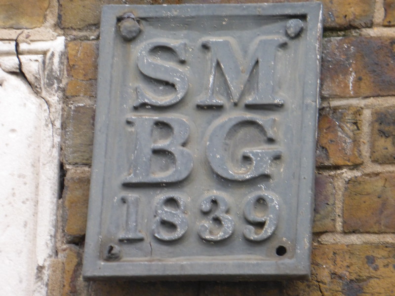 St Matthew Bethnal Green Vawdrey Close)