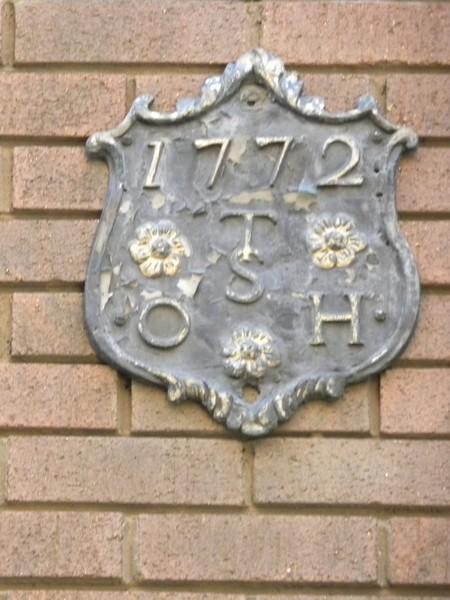 St Olave Hart Street (Jewry Street))