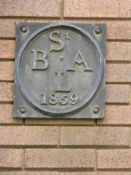 St Botolph without Aldgate (John Cass Polytechnic)