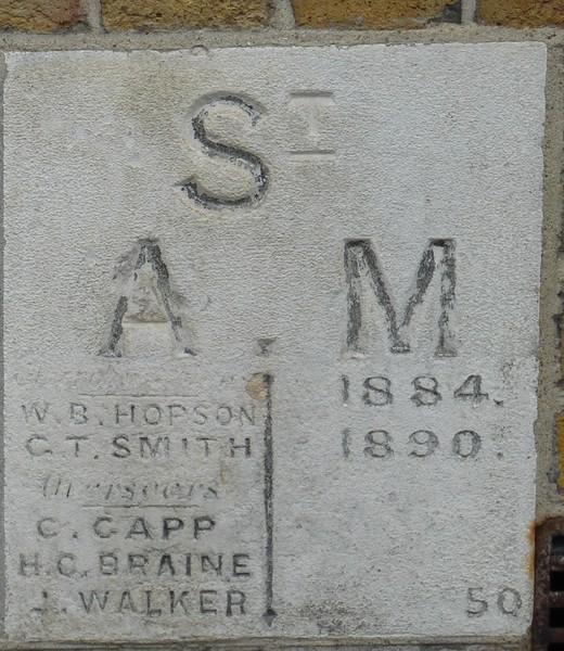 St Anne Limehouse (Farrance Street)
