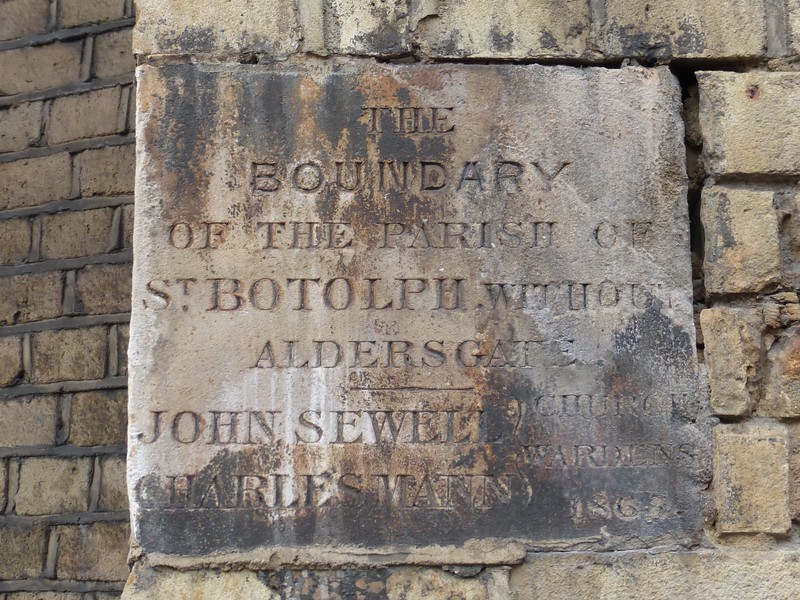 St Botolph without Aldersgate (Barbican Station) (2)