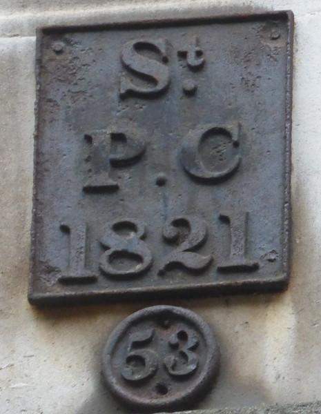 St Peter Cornhill - Lime Street Passage