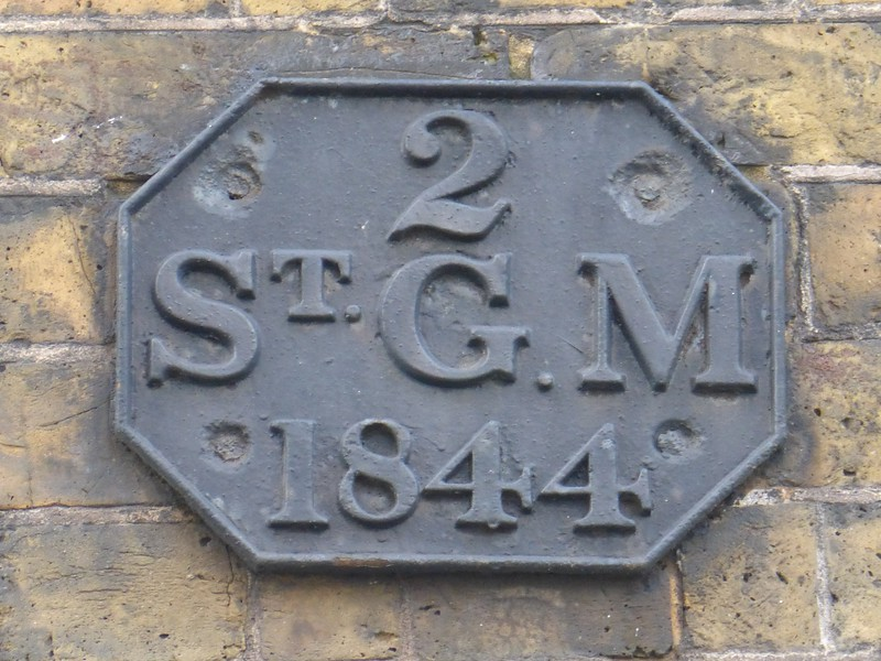 St George Southwark (Borough High Street & Newcomen Street)