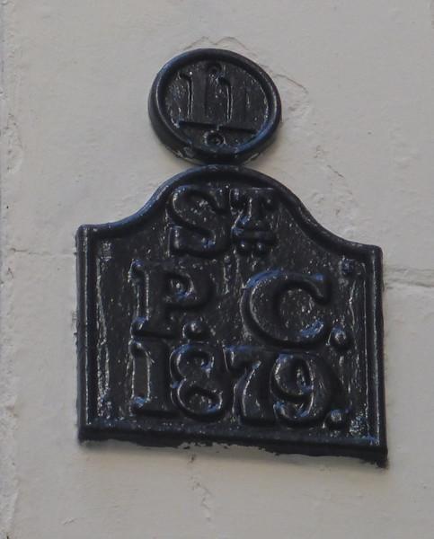 St Peter Cornhill - White Lion Court