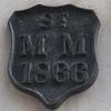 St Mary Magdelen Milk Street - Cheapside s side